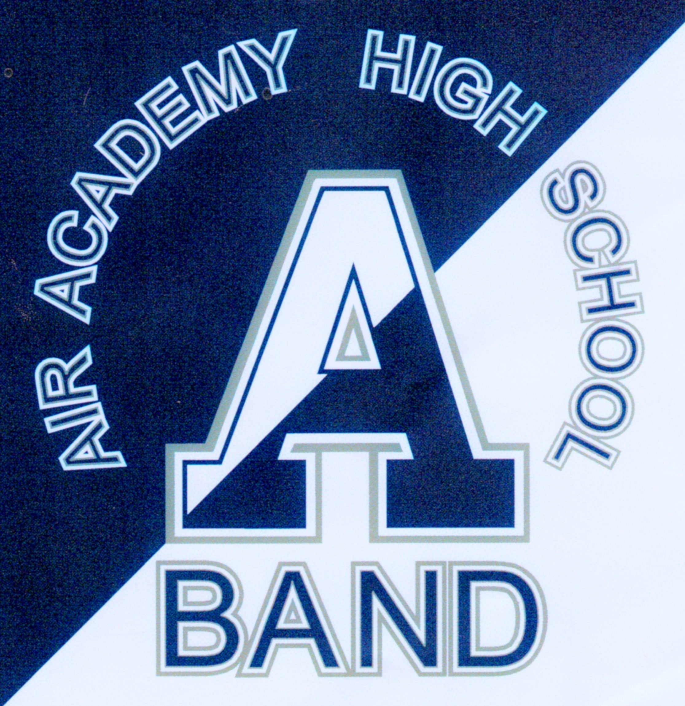 Air Academy Bands logo